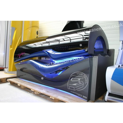 Solarium Ergoline Avantgarde 600 Turbo Power