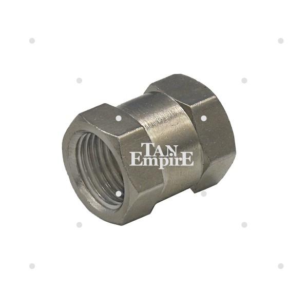 "Aqua breeze waterhose connector, 3/8"""