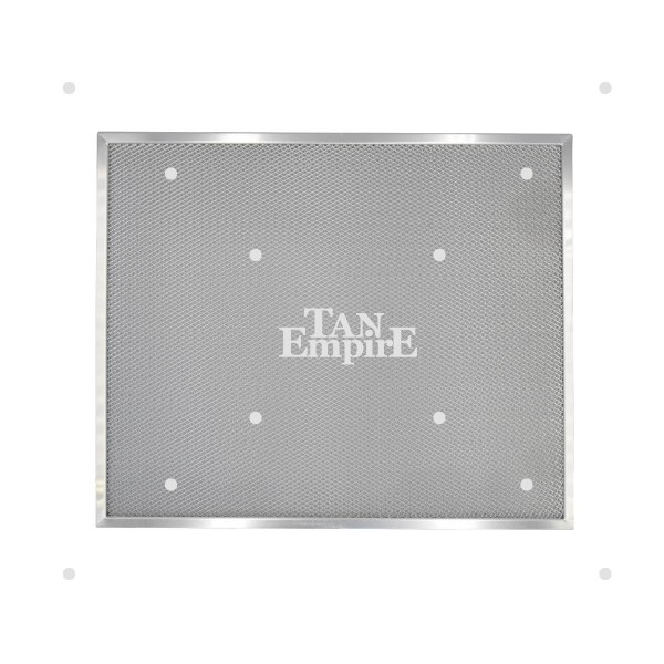 Aluminium air filter Ergoline