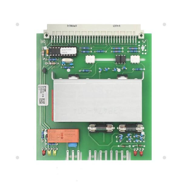 PCB fan controller Ergoline Exellence, Evolution