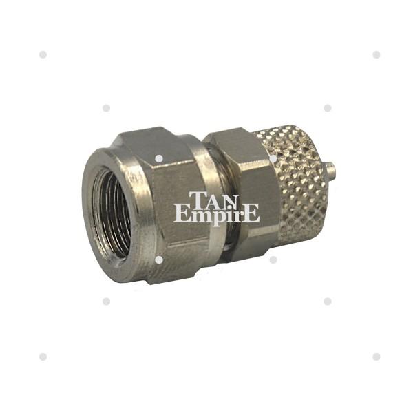 """Aqua Breeze waterhose connector, screwed-in 1/8"""""""