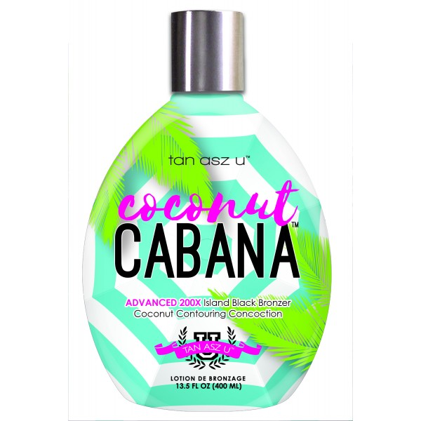 Tan Asz U Coconut Cabana 400ml