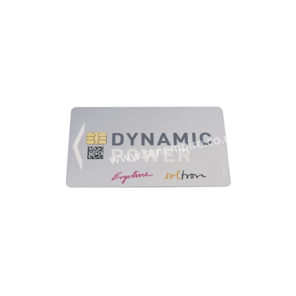 Chipcard Ergoline Dynamic Power
