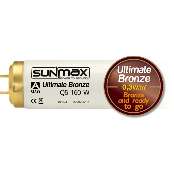 Sunmax A-Class Ultimate Bronze 160 W Q5 Tanning lamp