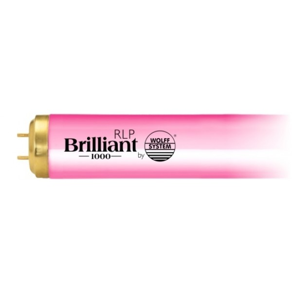 Brilliant 1000 S14 RLP 180-200W 2m by Wolff System Tanning lamp