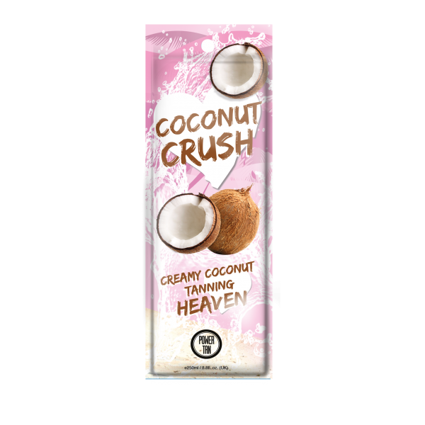 Power Tan Coconut Crush 20ml Tanning accelerator
