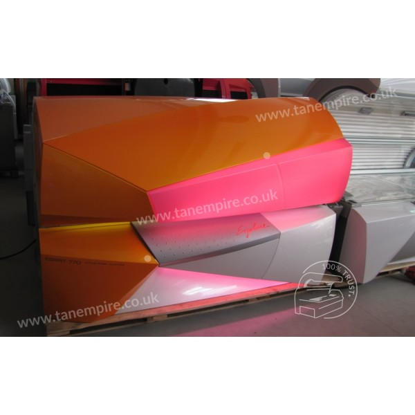 Tanning bed Ergoline Esprit 770 Dynamic Power