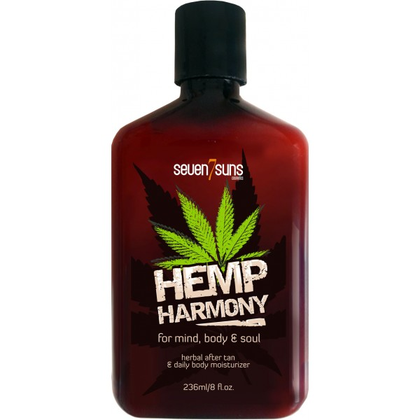 7suns Hemp Harmony Body Lotion 236ml