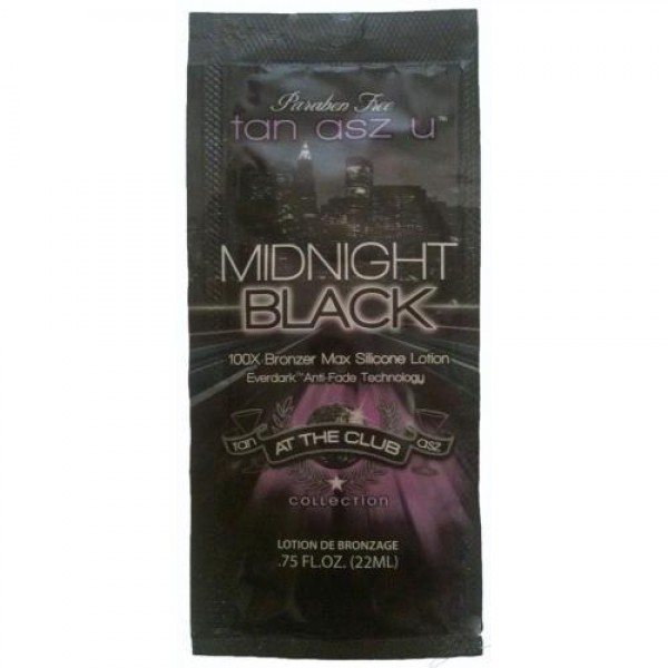 Tan Asz U Midnight Black 22ml Bronzer