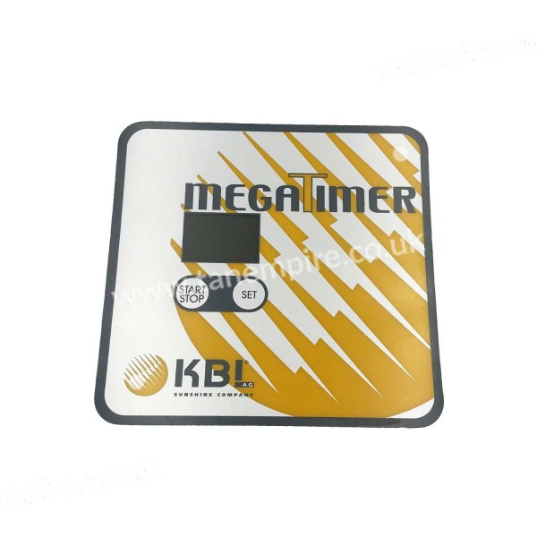 MegaSun Tower Classic panel sticker
