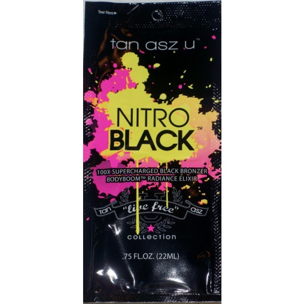 Tan Asz U Nitro Black 22ml