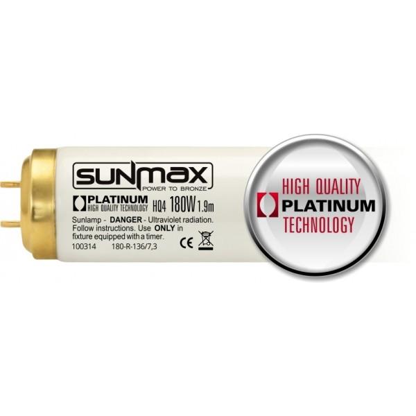 Sunmax Platinum HQ4 180-200W 1.9m Tanning lamp