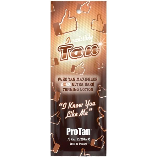 ProTan Irresistably Tan 22ml Tanning lotion