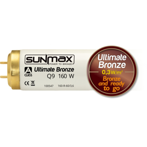 Sunmax A-Class Ultimate Bronze 160 W Q9 Tanning lamp