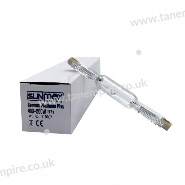 Sunmax Platinum Plus 400-500W R7s Tanning lamp