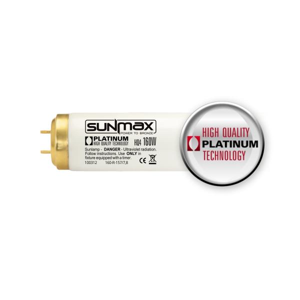Sunmax Platinum HQ4 160W Tanning lamp