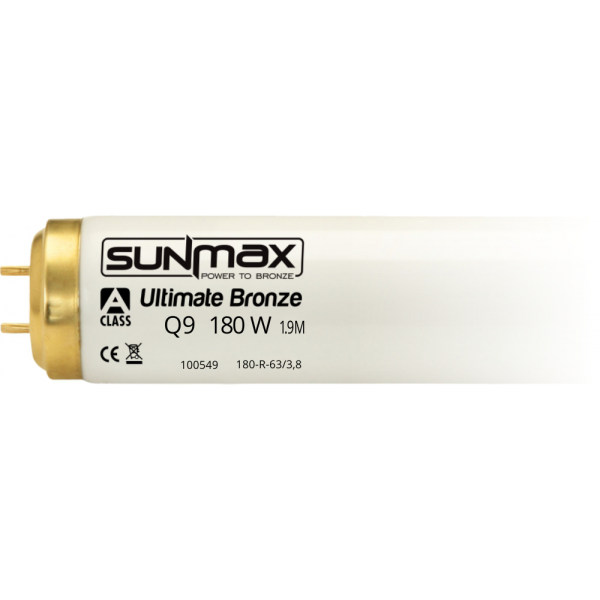 Sunmax A-Class Ultimate Bronze 180 W Q9 1.9m Tanning lamp
