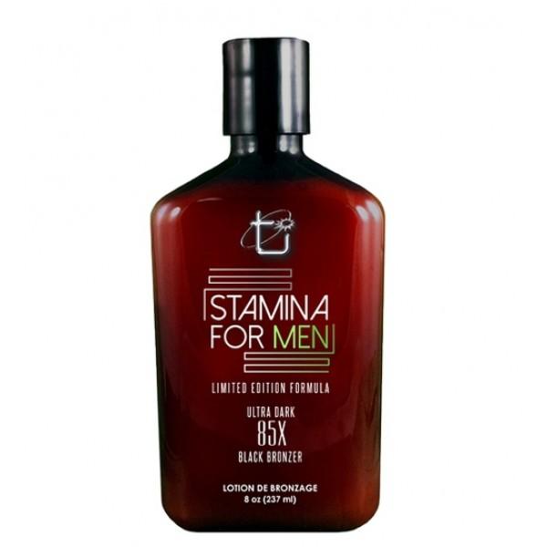Tan Inc. Stamina for Men 85x 237ml Tanning lotion
