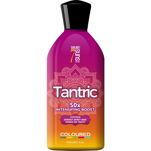 7suns Tantric 250ml Tanning accelerator