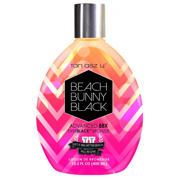 Tan Asz U Beach Bunny Black 400ml Bronzer