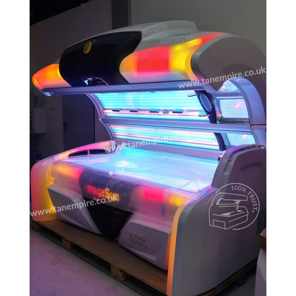 Sunbed megaSun 7900 Alpha Intellisun Ultra Power