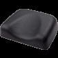 Soft headrest- black