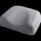 Soft headrest - grey