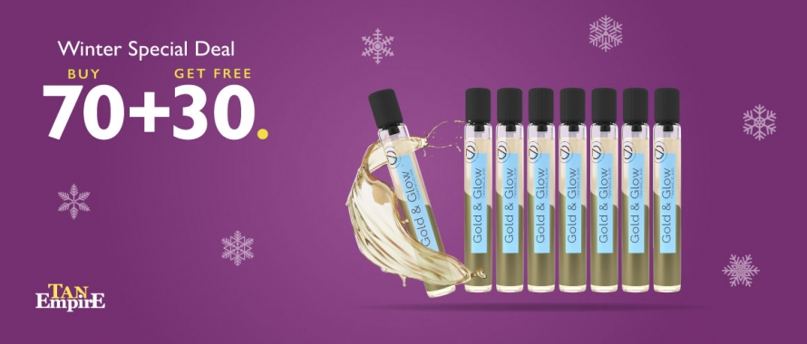 gold&glow winter special