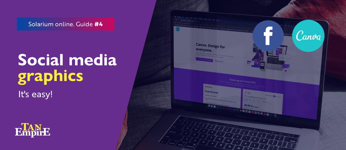 Social media graphics - it's easy!