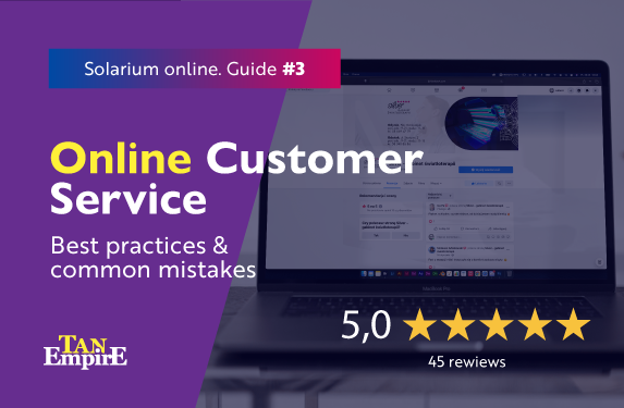 Online Customer Service. Best practices & common mistakes