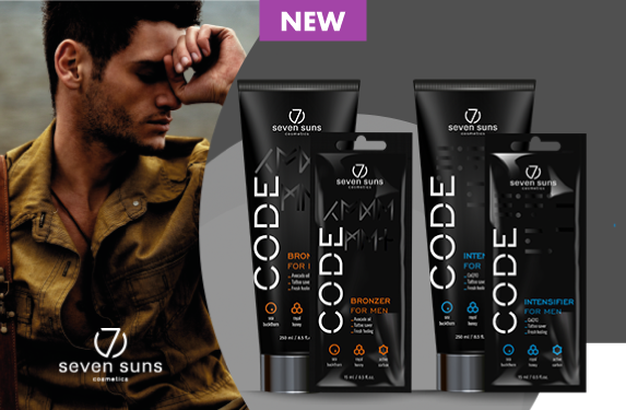 7suns code series or men